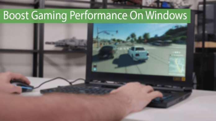 Boost Gaming Performance On Windows Thumbnail