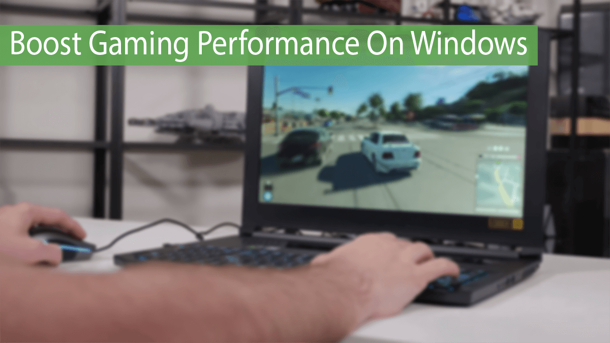 How To Boost Gaming Performance On Windows (10 Tips) | Safe Tricks