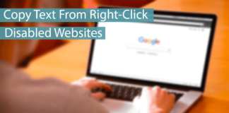 Copy Text From Right-Click Disabled Websites Thumbnail