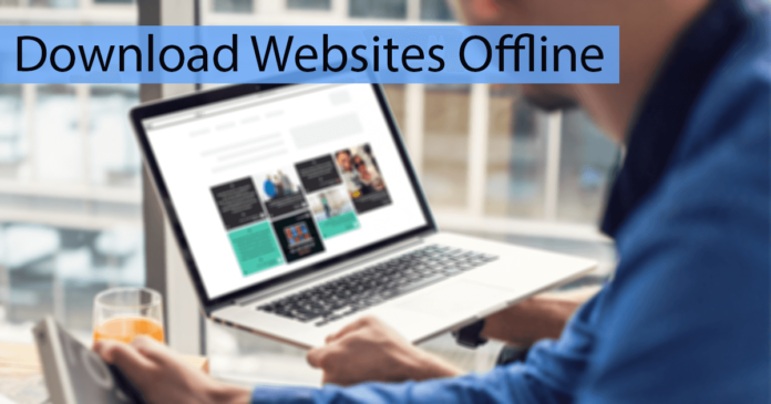 Download Websites for Offline Viewing Thumbnail