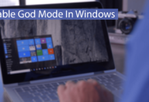 Enable God Mode In Windows Thumbnail