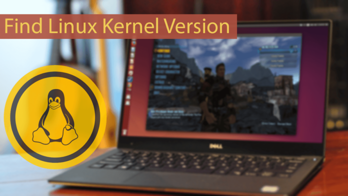 Find Linux Kernel Version Thumbnail