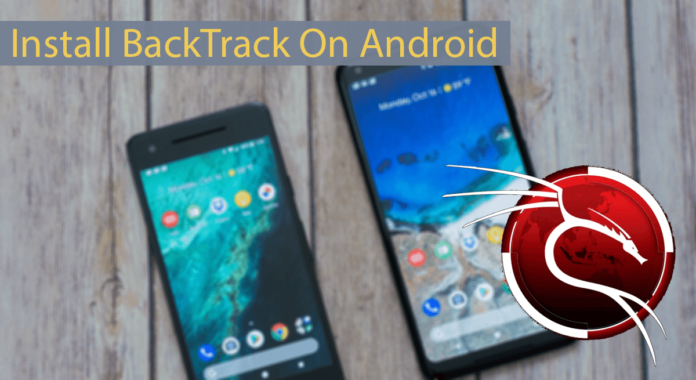 Install BackTrack On Android Thumbnail