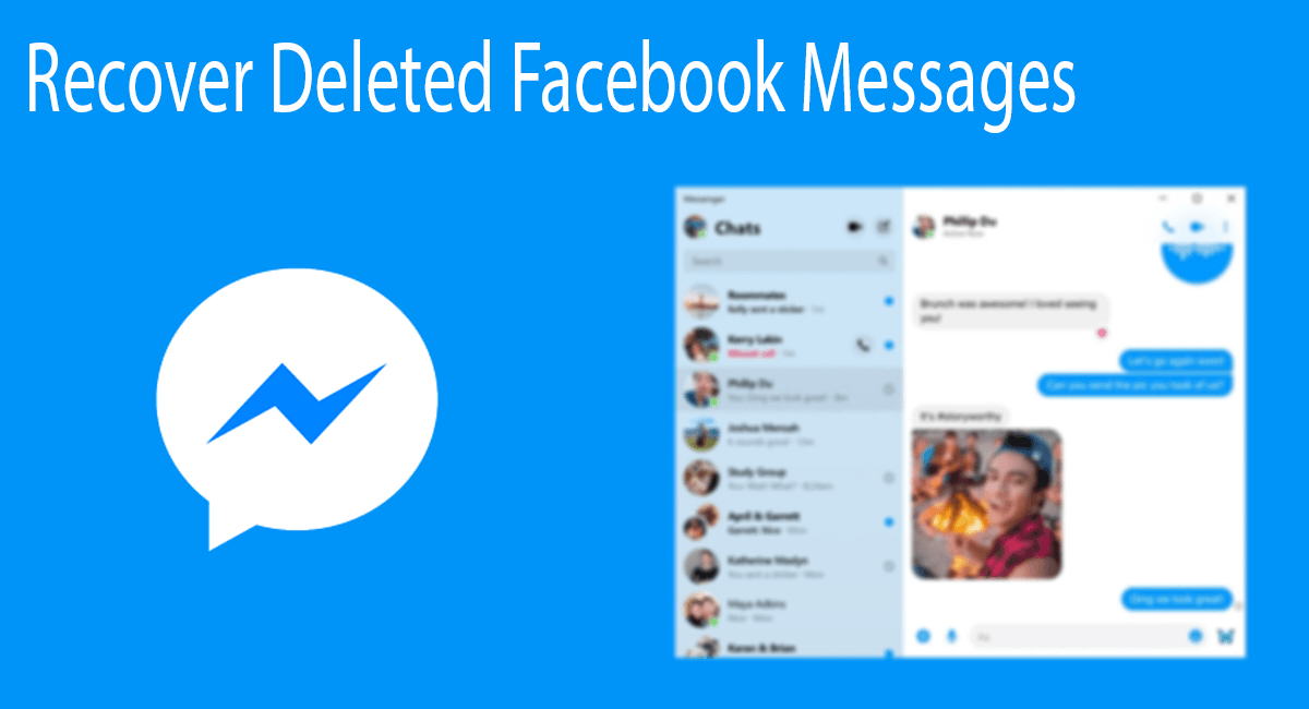 Is There Any Way To Recover Deleted Facebook Messages? (How To) | Safe Tricks