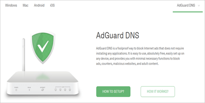 AdGuard DNS Thumbnail