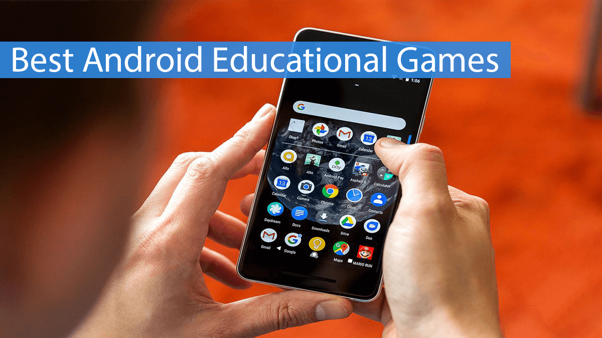 Top 10 Best Educational Games For Android - 2020 | Safe Tricks