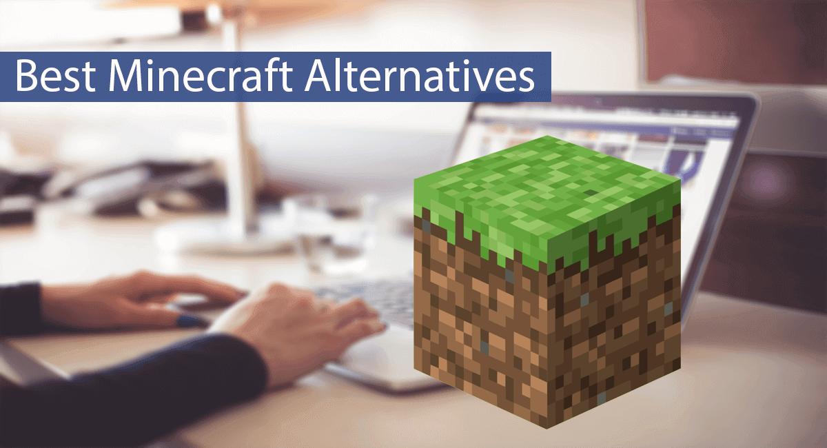 Similar Games Like Minecraft (10+ Games) - 2020 | Safe Tricks