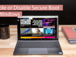 Enable or Disable Secure Boot on Windows Thumbnail