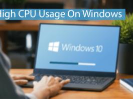 Fix High CPU Usage on Windows Thumbnail