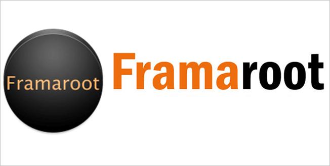 FramaRoot Logo