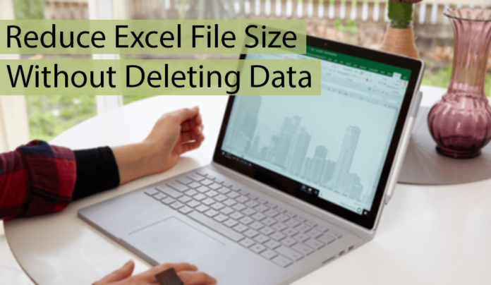 Reduce Excel File Size Without Deleting Data Thumbnail