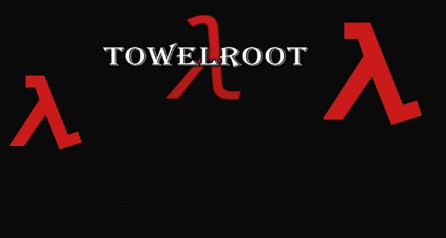 TowelRoot Logo