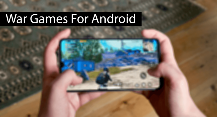 Best War Games For Android Thumbnail