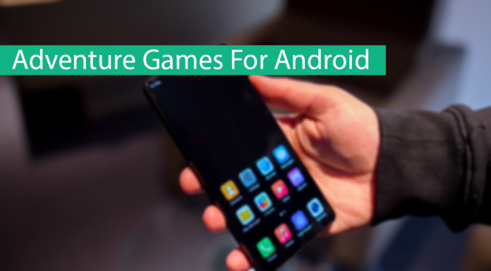 Adventure Games For Android Thumbnail