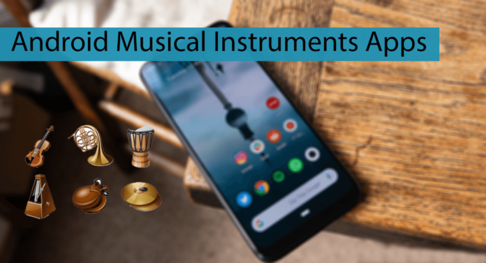 Android Instruments Apps Thumbnail