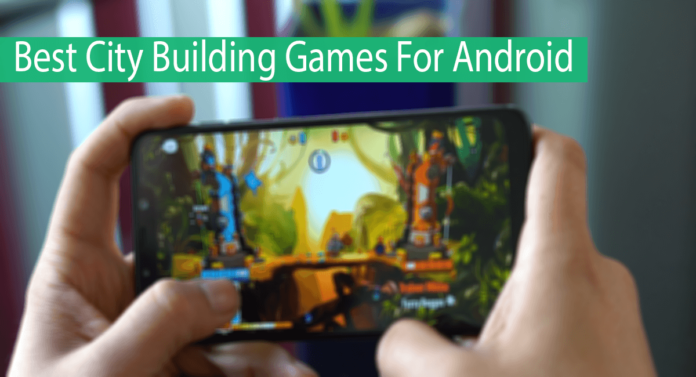 Best City Building Games For Android Thumbnail