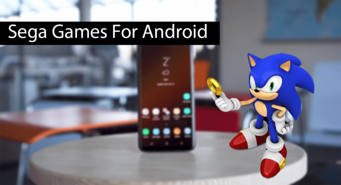 Best Sega Games For Android Thumbnail