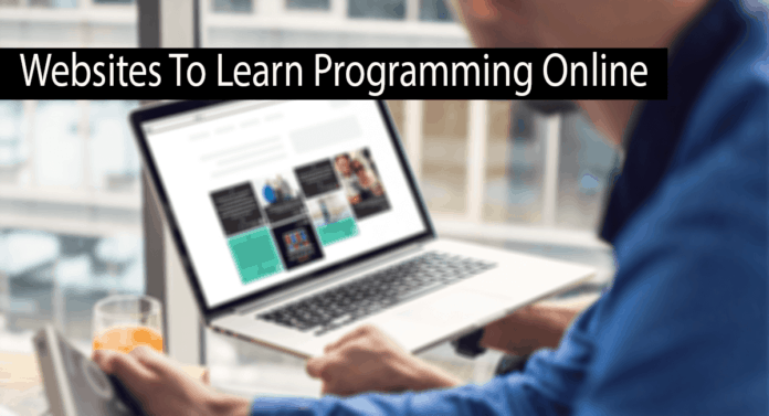 Best Websites To Learn Programming Online Thumbnail