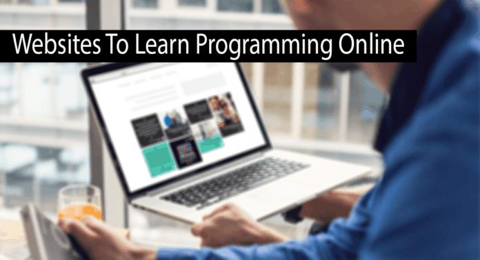 Best Websites To Learn Programming Online Thumbnail