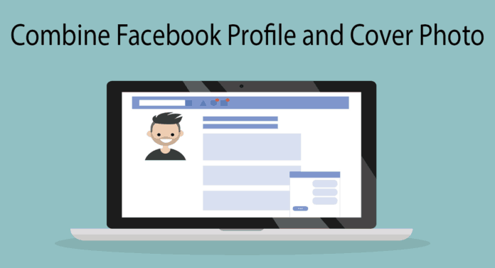 How To Combine Facebook Profile and Cover Photo Thumbnail