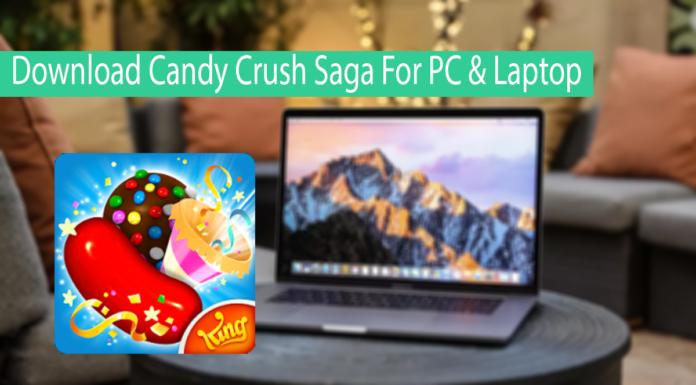 Download Candy Crush Saga For Windows PC Or Laptop Thumbnail