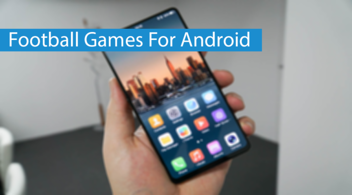 Football Games For Android Thumbnail