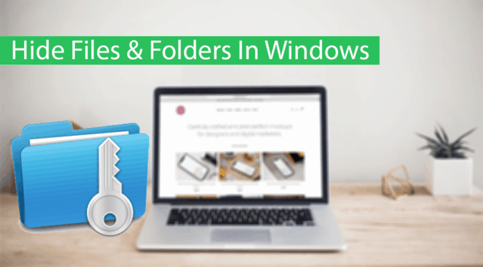 How To Hide Files & Folder In Windows PC Thumbnail