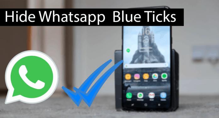 How To Hide Whatsapp Blue Ticks Thumbnail