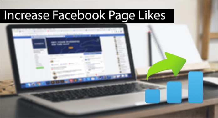 How To Increase Facebook Page Likes Thumbnail