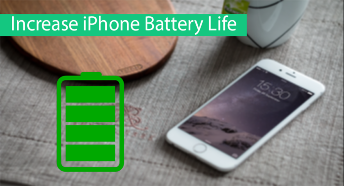 How To Increase iPhone Battery Life Thumbnail