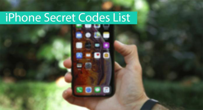 iPhone Secret Codes List Thumbnail