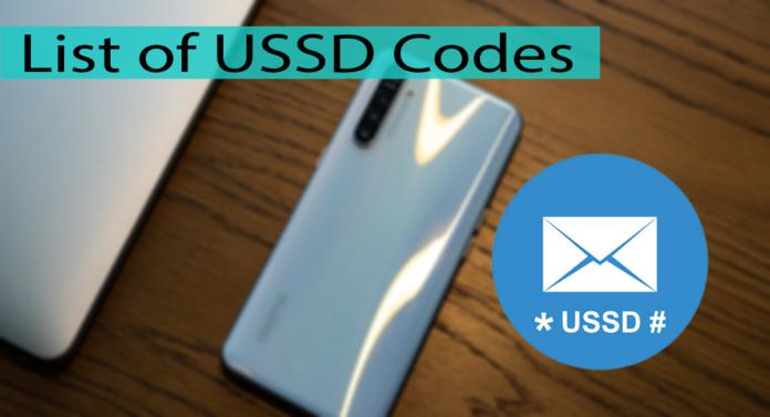 List of USSD Codes List Thumbnail