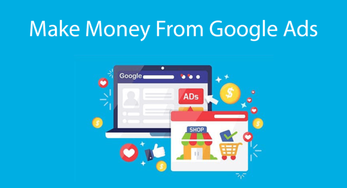 How To Make Money From Google Ads Thumbnail