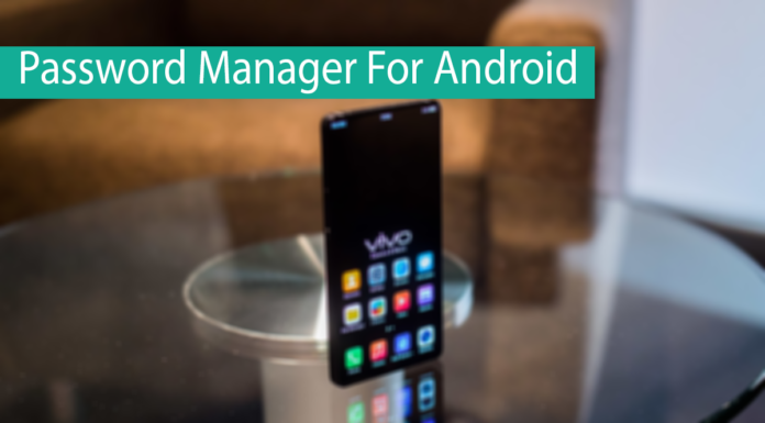 Password Manager For Android Thumbnail