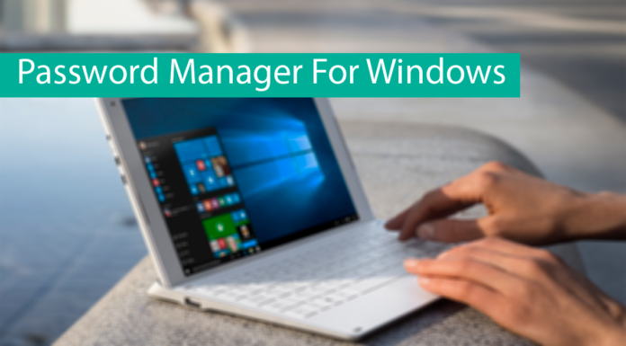Password Manager For Windows Thumbnail