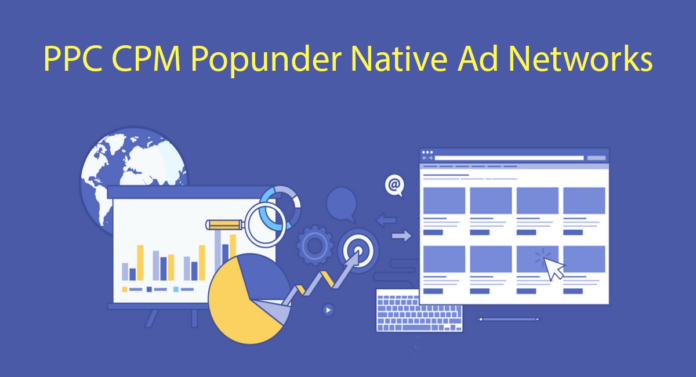 Best PPC CPM Popunder Native Ad Network Sites Thumbnail