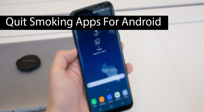 Quit Smoking Apps For Android Thumbnail
