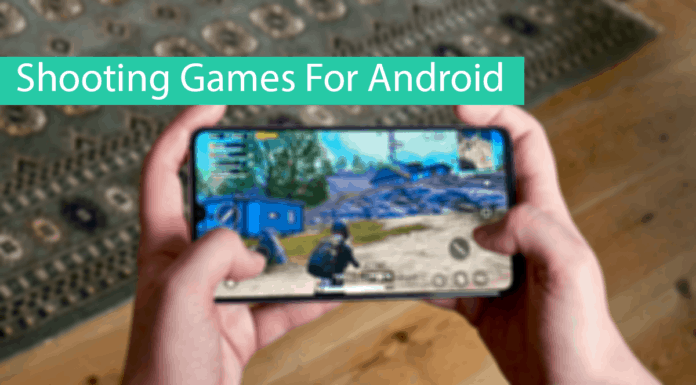 Top 10 Best Shooting Games For Android Thumbnail