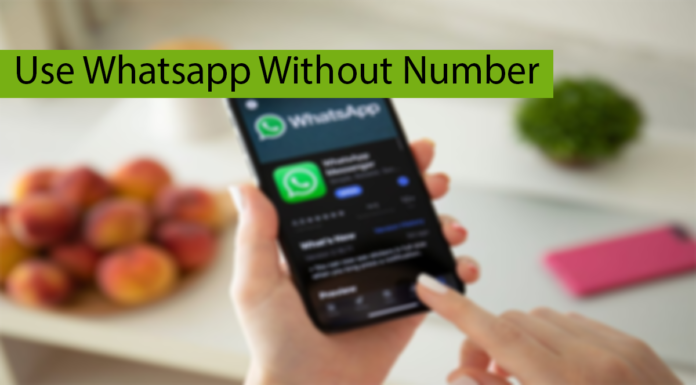 How To Use Whatsapp Without Number Thumbnail