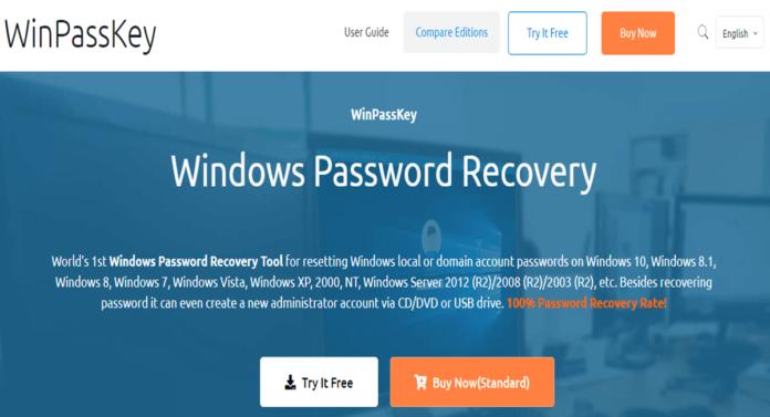 Windows Password Key Review Thumbnail