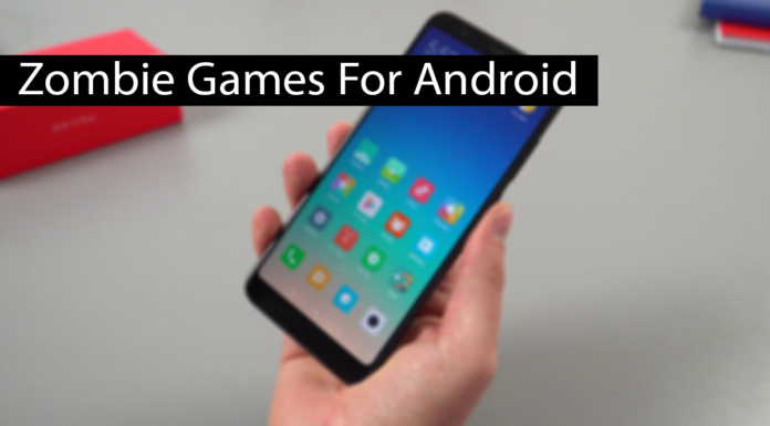 Zombie Games For Android Thumbnail