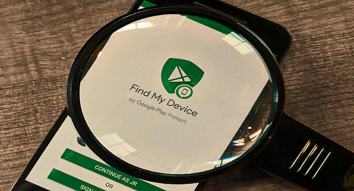 find my device android phone