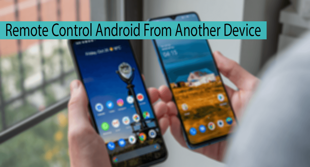 How To Remote Control Android From Another Android Device Thumbnail