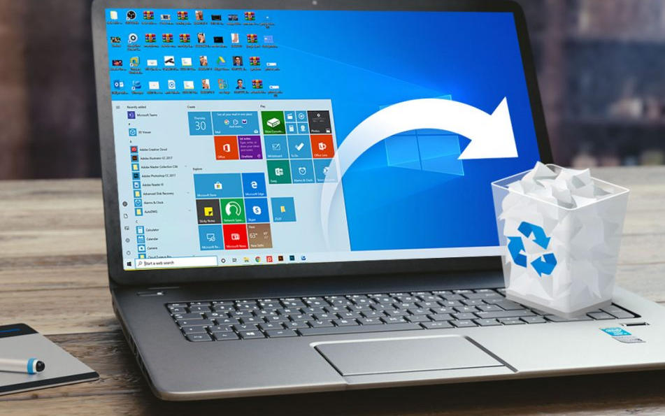 remove pre installed apps in windows 10