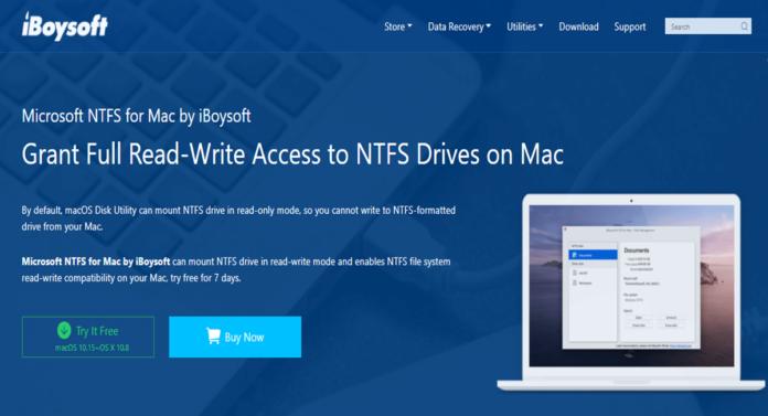iBoysoft NTFS for Mac Thumbnail
