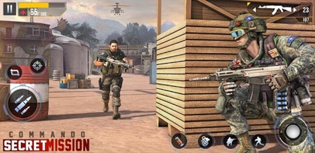 Commando Sniper Shooter Thumbnail