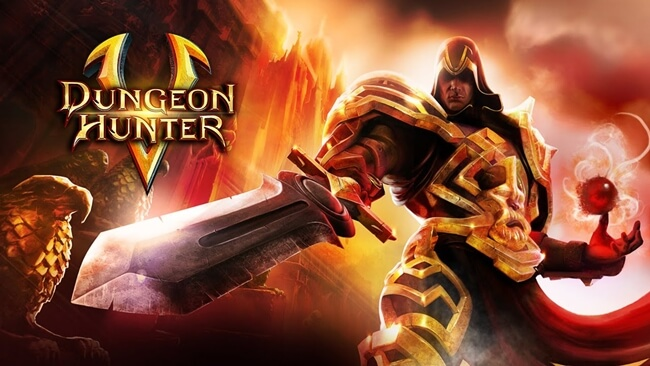 Dungeon Hunter 5 Thumbnail