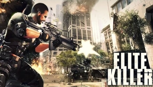Elite Killer SWAT Thumbnail
