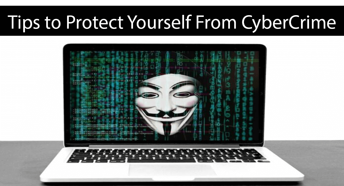 Tips To Protect Yourself From CyberCrime Thumbnail