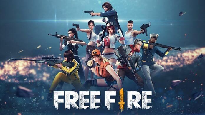 FreeFire Thumbnail